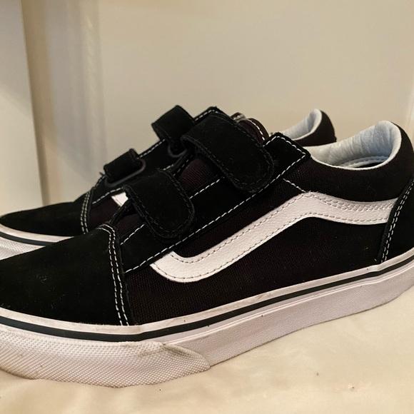 Vans Shoes | Size 25 Kids Worn 2 Times